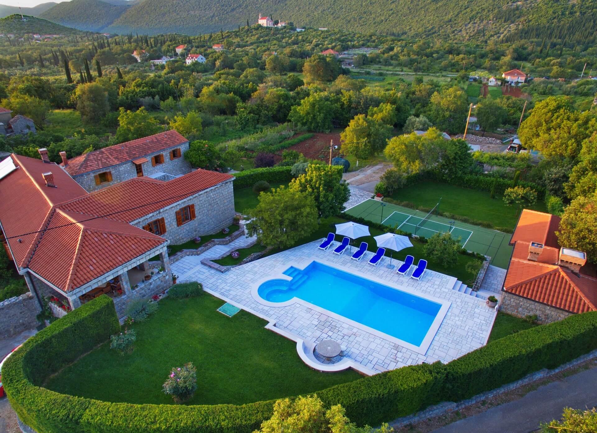 Konavle Area Villa Dubrovnik